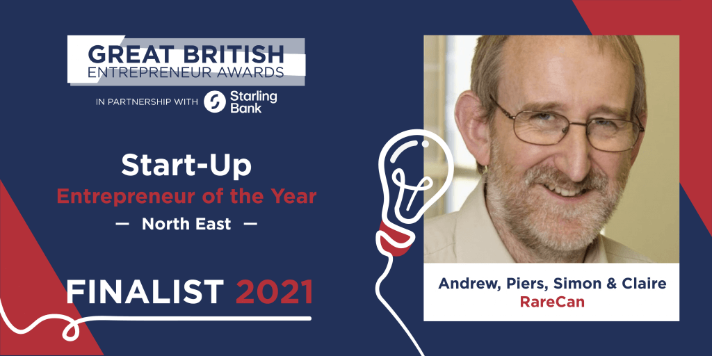 Great British Entrepreneur shortlist