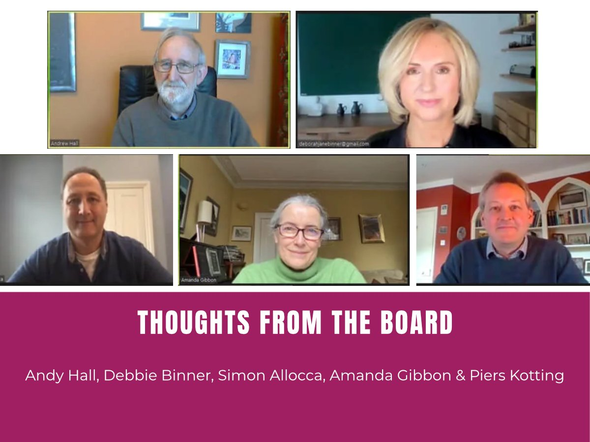 Thoughts from the Board Thumbnail